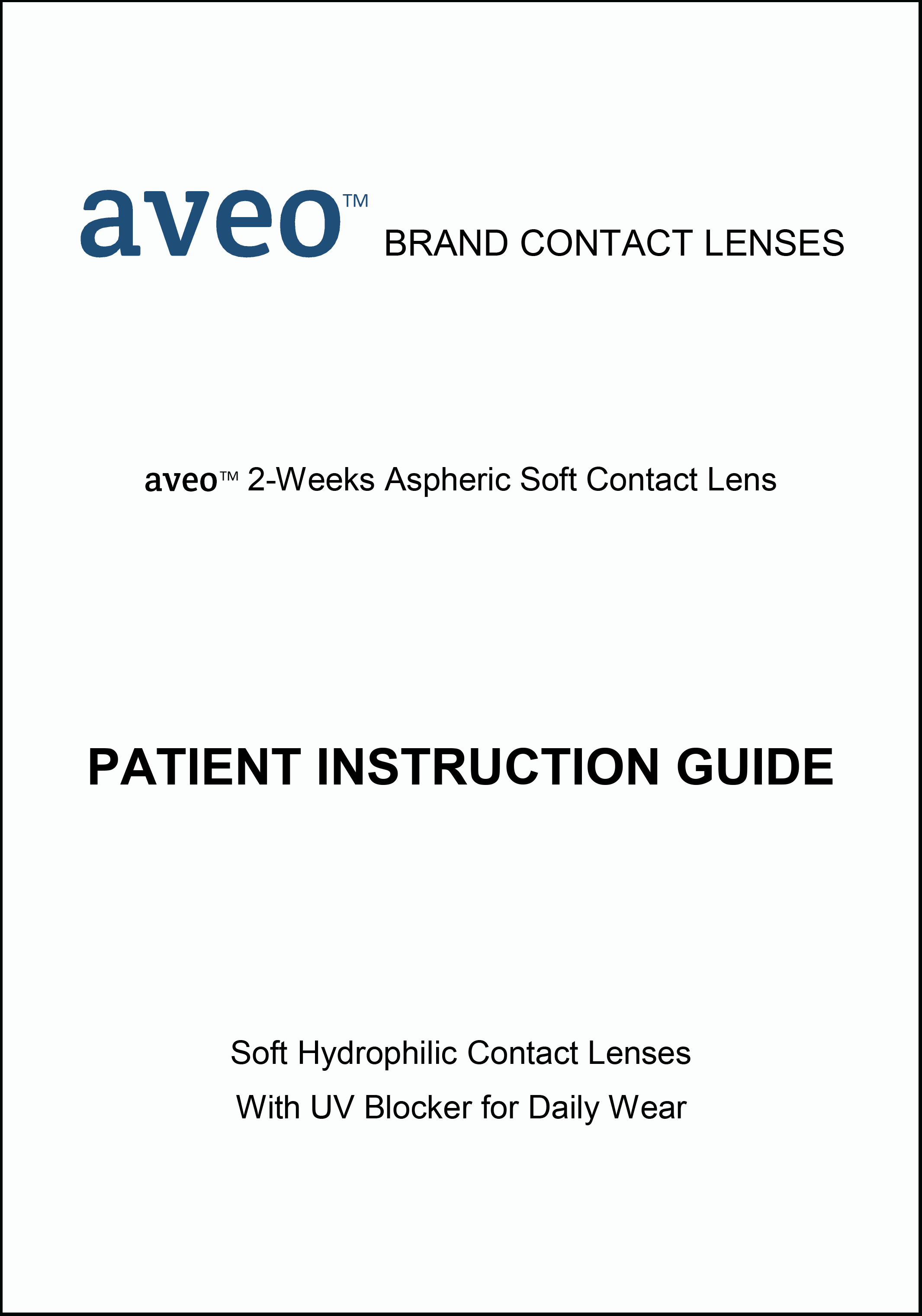 aveo-2-weeks-patient-instruction-guide-cover-page